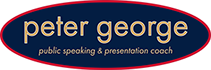 presentation skills, public speaking training, providence, rhode island, effective powerpoint presentations, peter george, newport, warwick